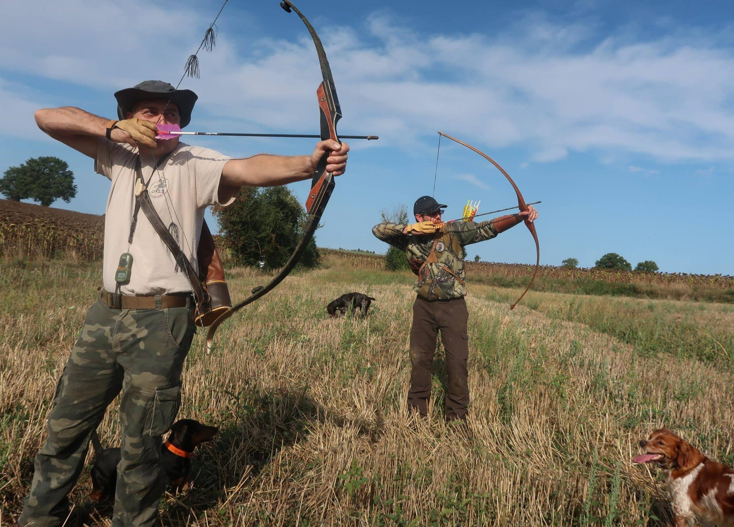 chasseurs à l'arc