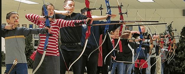 initiation tir à l'arc beaujolais