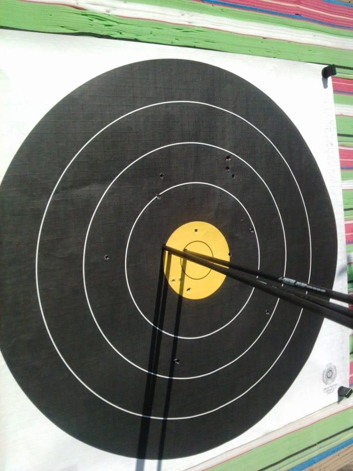 blason 60 tir en campagne 6-5-5